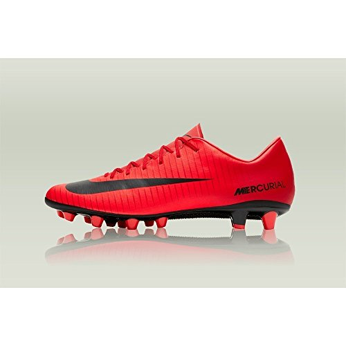 NIKE Victory Pro VI Homme bright Mercurial Red University Entrainement Black Chaussures de Cr AG Multicolore Football wxnwF