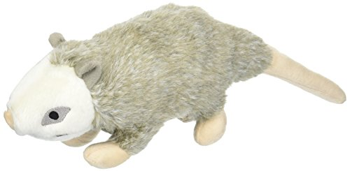 Ethical Pet Woodland Series 15-Inch Possum Plush Dog Toy, Large ()