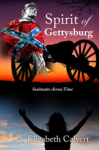 Spirit Of Gettysburg: Soulmates Across Time by S. Elizabeth Calvert ebook deal