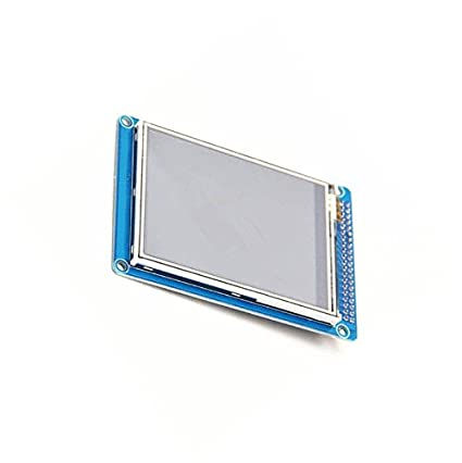 "3.2/""inch TFT LCD Display Module Touch Panel /& SD Card Cage for Arduino New"