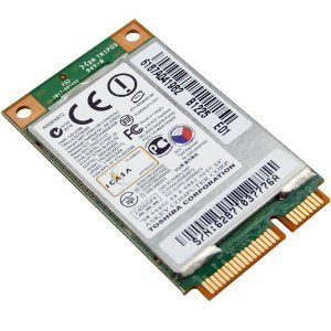 Atheros 5418 AR5BXB72 AR5008 Wifi Mini-PCI 802.11ABGN by Atheros