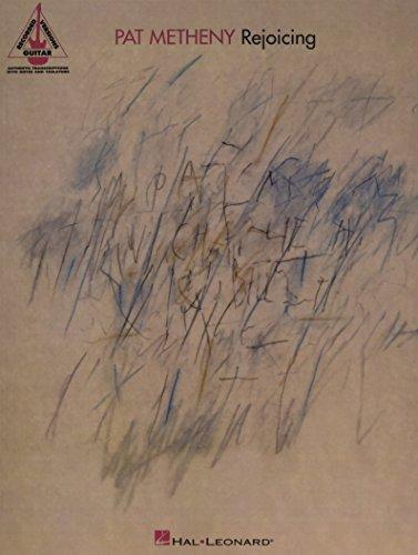 Pat Metheny - Rejoicing (Guitar Recorded Versions) [Metheny, Pat] (Tapa Blanda)