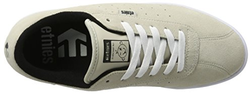Skateboard 100 The White Homme de Chaussures Etnies Ivoire Scam White wXPqTxwz