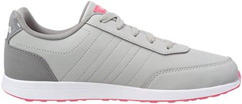 adidas Vs Switch 2, Zapatillas Para Niñas Gris (Gridos/Rosrea/Gritre 000)