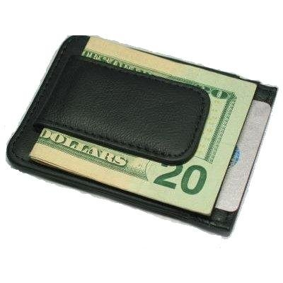 a46bfbbd9c2f Amazon.com: Fine Leather Hand Crafted Mans Man's Mens Men's Mini Wallet  Credit Card ID Holder, Black: Everything Else