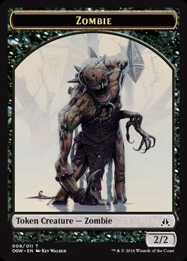 - Magic: the Gathering - Zombie (008/011) - Oath of the Gatewatch