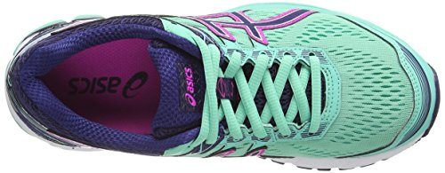 1000 7049 Pink Running Asics Glo de Indigo Mint Chaussures Bleu Entrainement Blue Femme 4 Aqua Gt qw5AZX5U