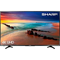 Sharp 43 LED 2160p Smart 4K Ultra HD TV Roku TV