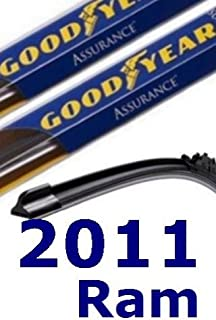 product image for 2011 Dodge Ram Replacement Windshield Wiper (2 Blades)