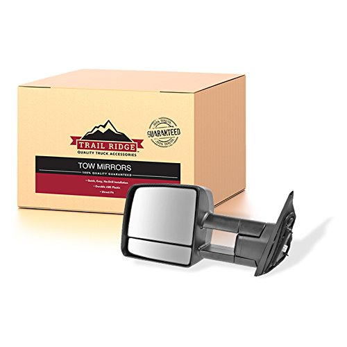 Trail Ridge Towing Mirror Power Heated Signal Driver Left LH for Toyota ()