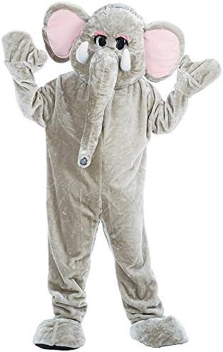 Carnival Toys 25927 – Elefante, Señor Disfraz, Cabeza y pies por ...