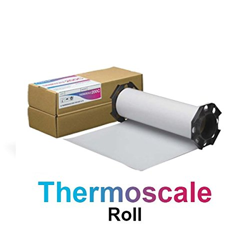 Thermoscale 200c - Tactile Surface Temperature Indicating Film by Fujifilm