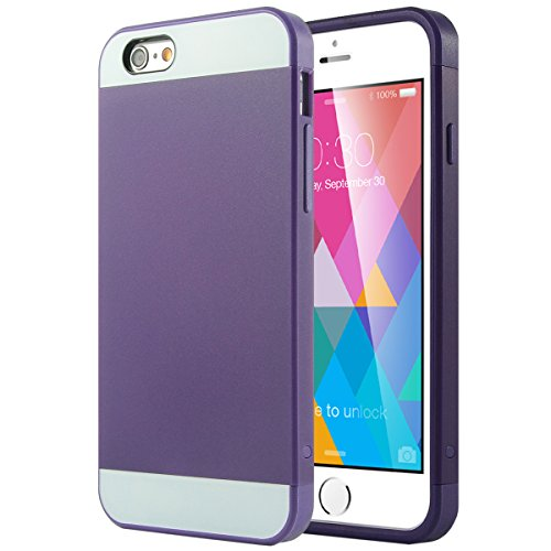 ULAK Hybrid Hard Case for Apple iPhone 6S / 6  With PC and S