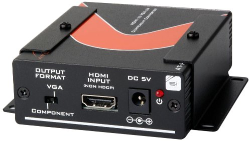 Atlona AT-HD420 HDMI to VGA/Component Converter by Atlona Technologies