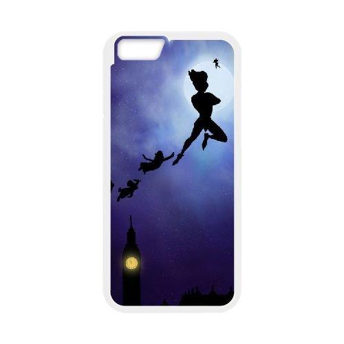 Peter Pan 002 coque iPhone 6 4.7 Inch Housse Blanc téléphone portable couverture de cas coque EEEXLKNBC19520