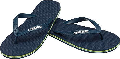 Cressi Beach Flip Flops Chanclas para Playa y Piscina, Unisex para Niños, Azul Navy/Azul, 31/32: Amazon.es: Deportes y aire libre