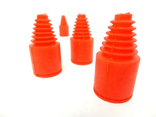 King Motor Red Silicone Rubber Axle Boots (set of 4) Fits HPI Baja 5b 5T SC SS 2.0 Buggy