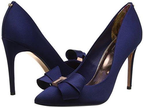 Ballerines Bleu 0000ff Ted Bout Baker Skalett Femme Fermé navy AxqPHgp