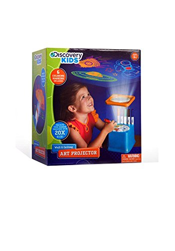Discovery Kids Toys (Discovery Kids Wall and Ceiling Art Projector with Markers)