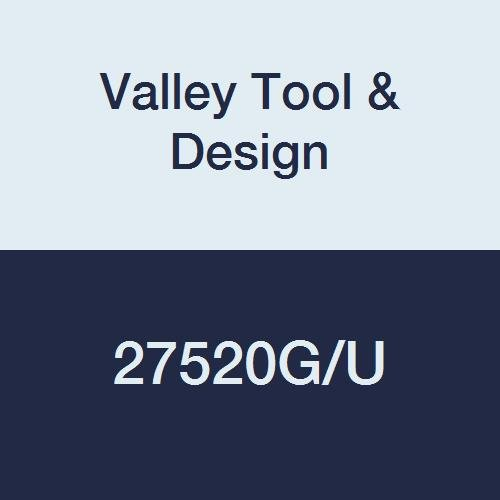 Valley Tool & Design 27520G/U Push Rod, 5/16'' Diameter, 24'' Length, Steel Plated with A Zinc