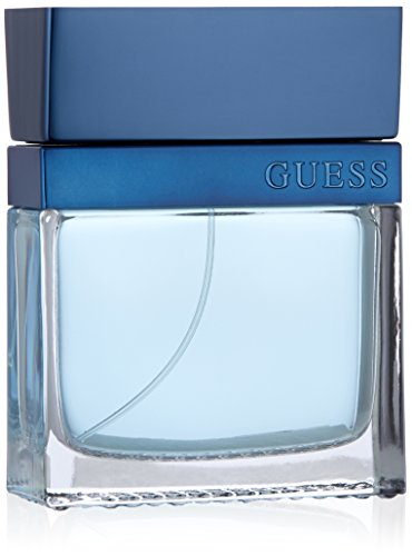 Guess Seductive Homme Eau De Toilette Spray for Men, Blue, 3.4 Ounce