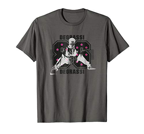 Degrassi Panthers - 86 (Degrassi Tshirt)