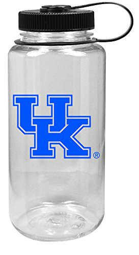 NCAA Kentucky Wildcats 32oz Nalgene Tritan Wide Mouth Water (University Logo Water Bottle)