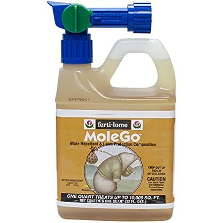 Fertilome MoleGo Mole Repellent 10317 Qty 12