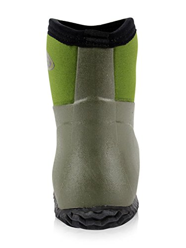 DIRT Muck Wellington Garden Stable Green Neoprene BOOT® Wellies Ankle Yard Boots Field Bootie tqfUnrtFOw