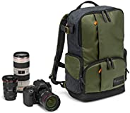 Manfrotto MB MS-BP-IGR Medium Backpack for DSLR Camera & Personal Gear (Gr