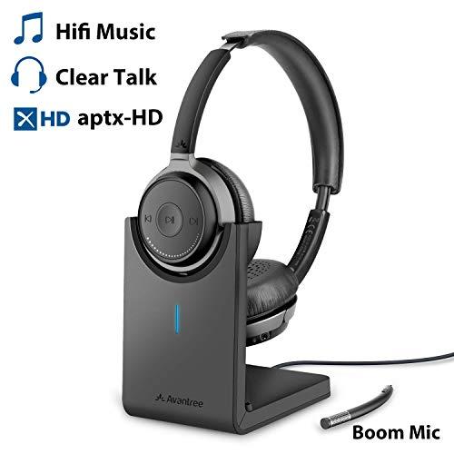 Avantree Bluetooth Computer Superior Headphones product image
