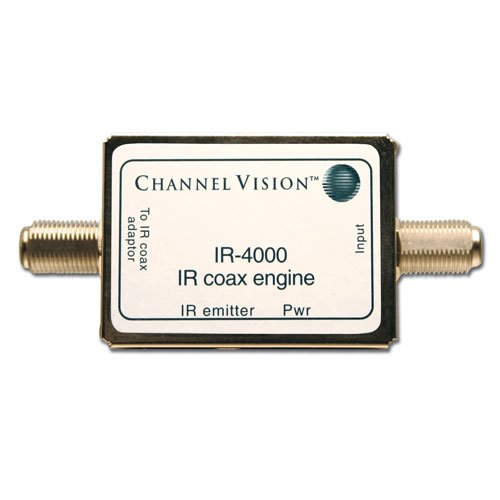 Channel Vision IR-4000 IR Repeater Over Coax Engine