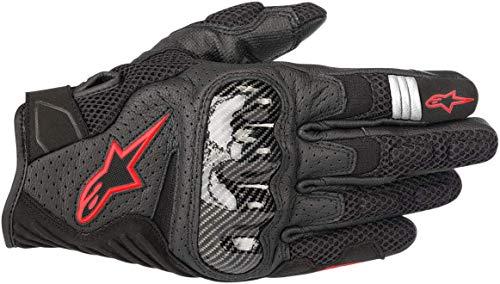Motorhandschoenen Alpinestars Smx-1 Air V2 Handschoenen onbekend M Zwart/Rood