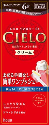 cielo-hair-color-ex-cream-for-gray-hair-6p-deep-dark-pure-brown-japanese-import