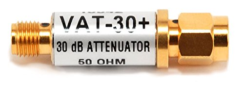 30dB RF Fixed Inline SMA Attenuator Pad (Coaxial): Amazon ca