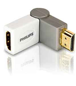 Philips - Adaptador HDMI (clavija y conector HDMI)