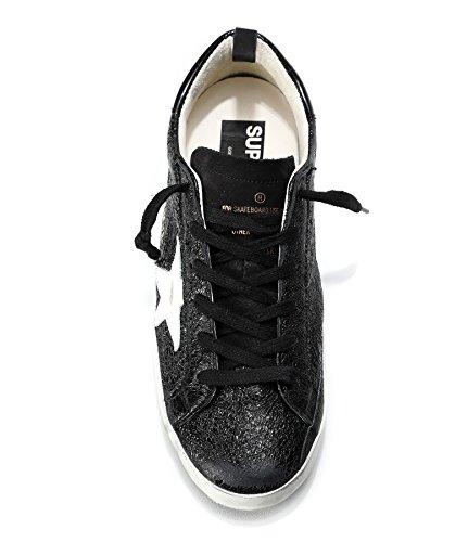GOLDEN G32WS590G27 Zapatillas Negro GOOSE Mujer Purpurina 0vSqY