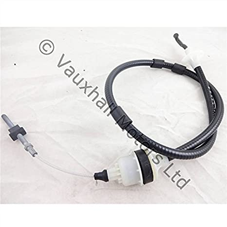 Genuine Vauxhall Astra Cable de embrague RHD 90209336: Amazon.es: Coche y moto