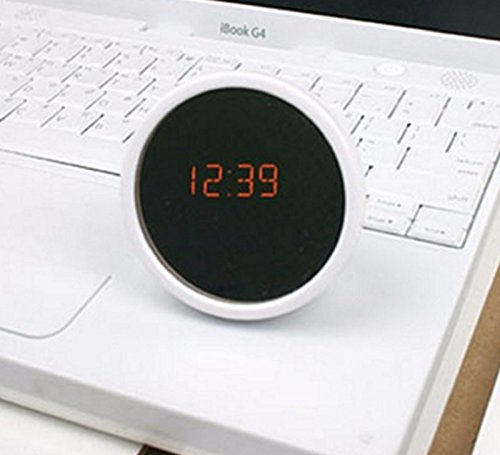Mirror LED Digital Alarm Clock
