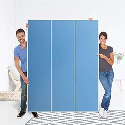 Muebles de pantalla para Ikea Pax Armario 201 cm altura – 1, 2, 3 ...