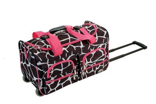 Giraffe Duffle Bag - 2
