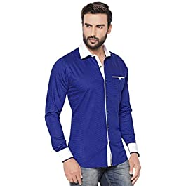 GLOBALRANG Casual Shirt for Men Stylish