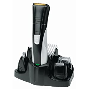 Remington PG350 Creative All-in-1 Men's Grooming Kit (Beard/Stubble Trimmer/Hair Clipper)