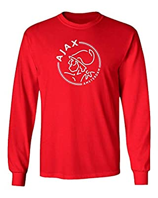 Spark Apparel New Soccer Amsterdam Long Sleeve T-Shirt