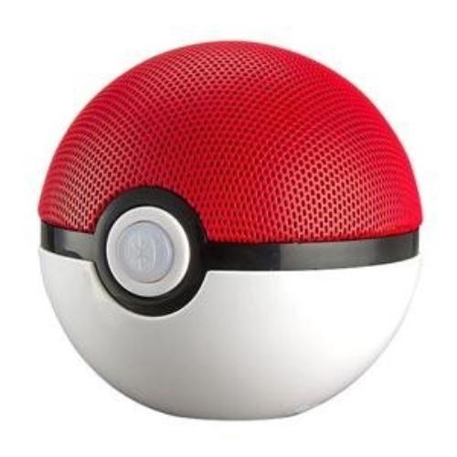 KIDdesigns Pokemon Bluetooth Speaker Novelty product image