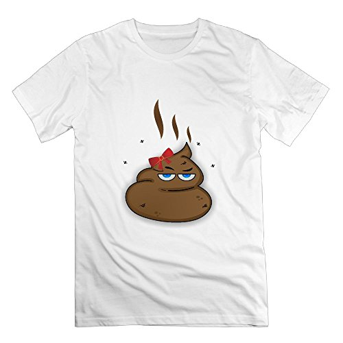 Riokk Az Bow-Tie Shit Crewneck Crew Neck Tshirts Short-Sleeves Cotton Clothing Man Tee (White Great Saltwater Bow Series)