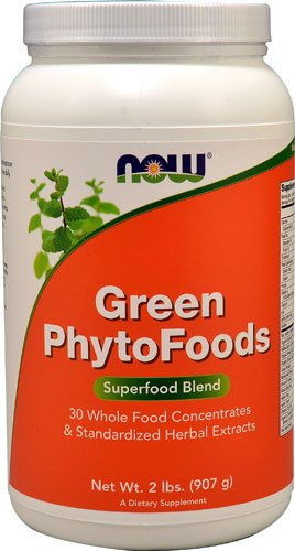NOW Green PhytoFoods -- 2 lbs - 3PC by NOW Foods