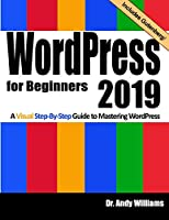 WordPress for Beginners 2019 Front Cover