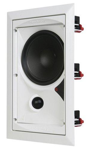 """SpeakerCraft AIM7 MT One 7"""" 2-Way In-Wall Loudspeakers (Pair) ASM81710"""