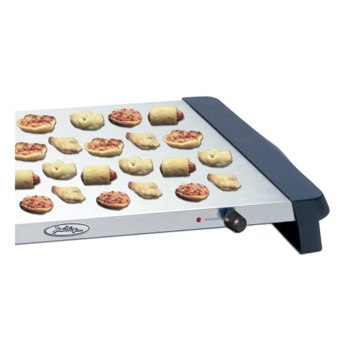 Broil King NWT-1S Professional 300-Watt Warming Tray, Stainless by Broil King